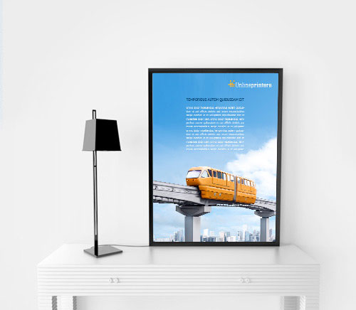 1 poster, 50x70cm